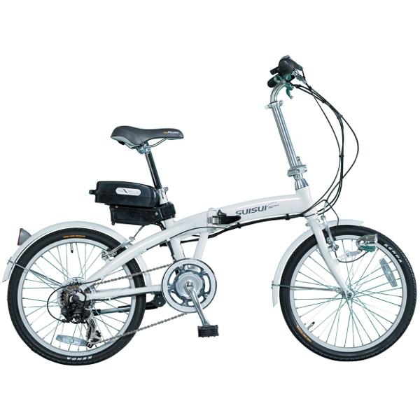 自転車の 折り畳み自転車 電動 : ... 電動アシスト自転車】 - 自転車