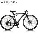 WACHSEN BAC-700-BK DUNKEL(ドゥンケル)【700C型アルミフレームクロスバイク】