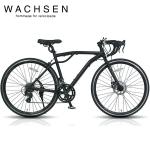 WACHSEN BAR-700-BK Drohung(ドロファン)【700C型アルミフレームロードバイク】