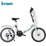 Kyowa Cycle YF20B【20インチ折りたたみ電動アシスト自転車】