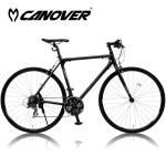 CANOVER CAC-021 VENUS(ビーナス)【700C型アルミフレームクロスバイク】