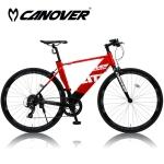 CANOVER CAC-026 BEATRICE(ベアトリーチェ)【700C型アルミフレームクロスバイク】