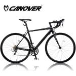 CANOVER CAR-011 ZENOS(ゼノス)【700C型アルミフレームロードバイク】