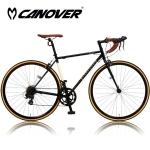 CANOVER CAR-013 ORPHEUS(オルフェウス)【700C型クロモリフレームロードバイク】