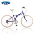 Ford XF-267【26インチ折りたたみ自転車】