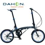 DAHON EEZZ D3【2016年度インターナショナルモデル】【16インチアルミフレーム折りたたみ自転車】