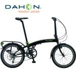 DAHON Qix D8【2016年度インターナショナルモデル】【20インチアルミフレーム折りたたみ自転車】