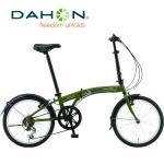 DAHON SUV D6【2016年度インターナショナルモデル】【20インチ折りたたみ自転車】