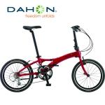 DAHON Visc D20【2016年度インターナショナルモデル】【20インチアルミフレーム折りたたみ自転車】