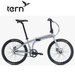 Tern Eclipse UNO(イクリプス UNO)【2017年度継続モデル】【24インチアルミフレーム折りたたみクロスバイク】