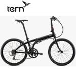 Tern Node D16(ノード D16)【2017年度継続モデル】【24インチアルミフレーム折りたたみ自転車】